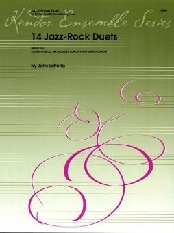 14 Jazz Rock Duets