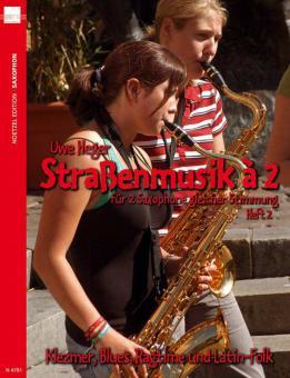 Straßenmusik à 2 Heft 2