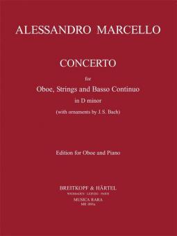 Concerto in d-moll