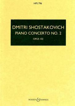 Konzert Nr. 2 für Klavier und Orchester