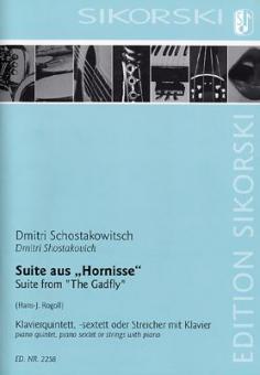 Suite aus der Filmmusik Hornisse