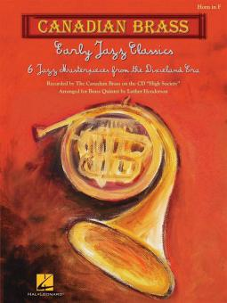 Early Jazz Classics (Canadian Brass Quintets)