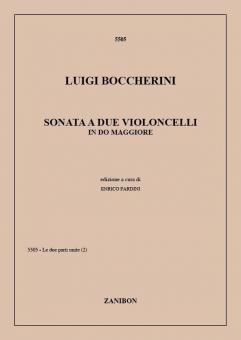 Sonata In Do Maggiore