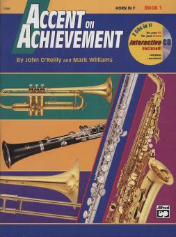 Accent On Achievement Book 1 (Deutsch)