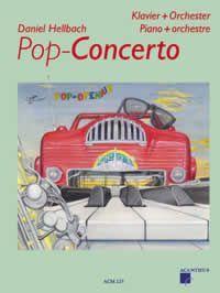 Pop-Concerto für Klavier und Orchester