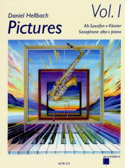 Pictures Vol. 1 mit CD