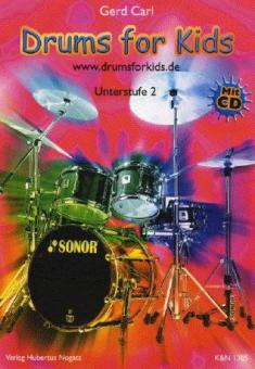 Drums For Kids - Unterstufe 2