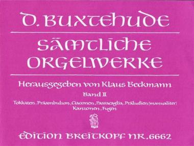 Sämtliche Orgelwerke Band 2