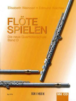 Flöte spielen Band D