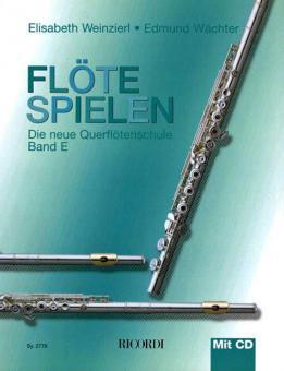Flöte spielen Band E