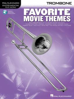 Favorite Movie Themes Trombone