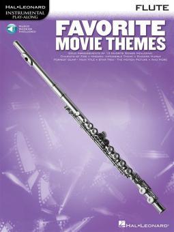 Favorite Movie Themes Flute