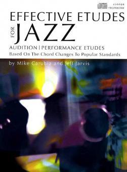 Effective Etudes for Jazz: Trombone