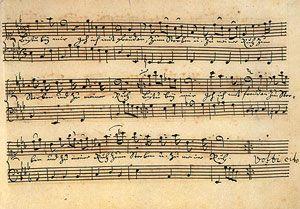 Postkartenserien Bach I-III