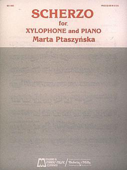 Scherzo For Xylophone And Piano