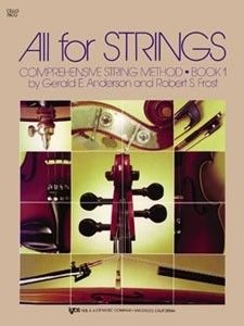 All for Strings Book 1 - Full Score and Manual