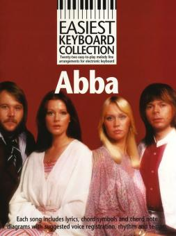 Easiest Keyboard Collection: Abba