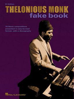 Thelonious Monk Fake Book Eb