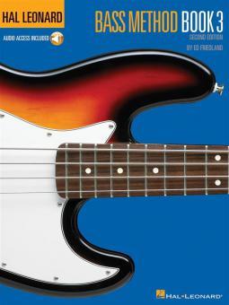 Hal Leonard Bass Method Book 3