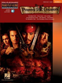 Piano Play-Along Vol. 69: Pirates Of The Caribbean