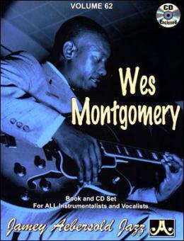 Aebersold Vol.62 Wes Montgomery