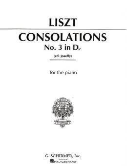 Consolation No.3 in D Flat