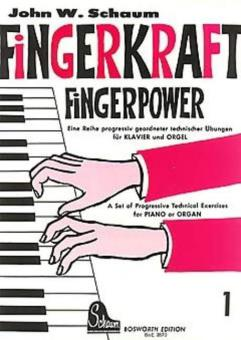 Fingerkraft Heft 1