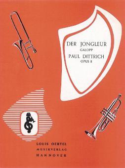 Der Jongleur op. 8