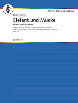 Elefant und Mücke op. 520
