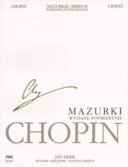 Mazurkas National Edition Series B Vol.25