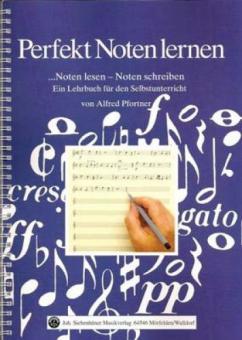 Perfekt Noten lernen