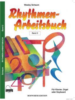 Rhythmen-Arbeitsbuch Band 2
