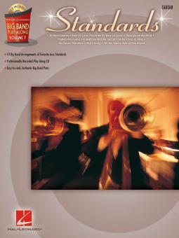 Big Band Play-Along Vol. 7: Standards - Guitar