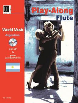 World Music: Argentina - Play Along Flute