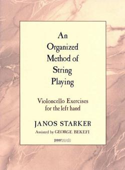 An Organized Method Of String Playing