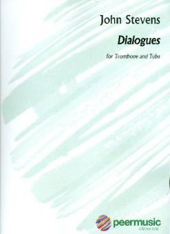 Dialogues For Trombone And Tuba