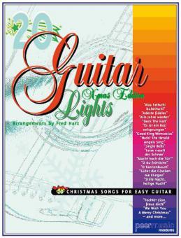 20 Guitar Lights X-Mas Edtion
