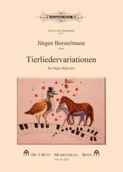 Tiere in der Orgelmusik 6: Tierliedvariationen
