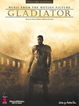 Gladiator Piano Solo Selections