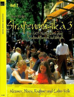 Straßenmusik à 3 Heft 2
