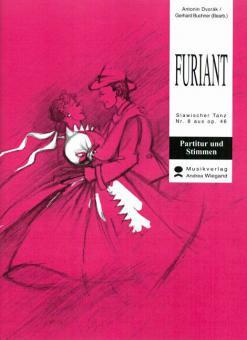 Furiant - Slawischer Tanz Nr. 8