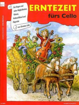 Erntezeit fürs Cello