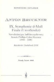 IX. Symphonie d-Moll, Finale