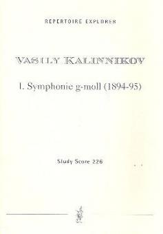 1. Symphonie g-moll