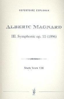 3. Symphonie b-moll op. 11