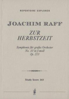 Zur Herbstzeit Symphonie No. 10
