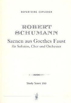 Szenen aus Goethes Faust