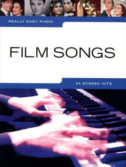 Really Easy Piano: Film Songs