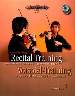 Vorspiel-Training Vol. 1