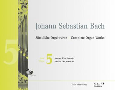 Sämtliche Orgelwerke 5